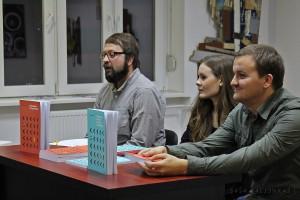 Литературни младежски feedback форум и промоция двох мастер роботох - Едиция Владимир Ґарянскиmaster rada